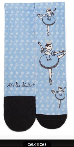 Calze El Petit Ballet Calce CAS